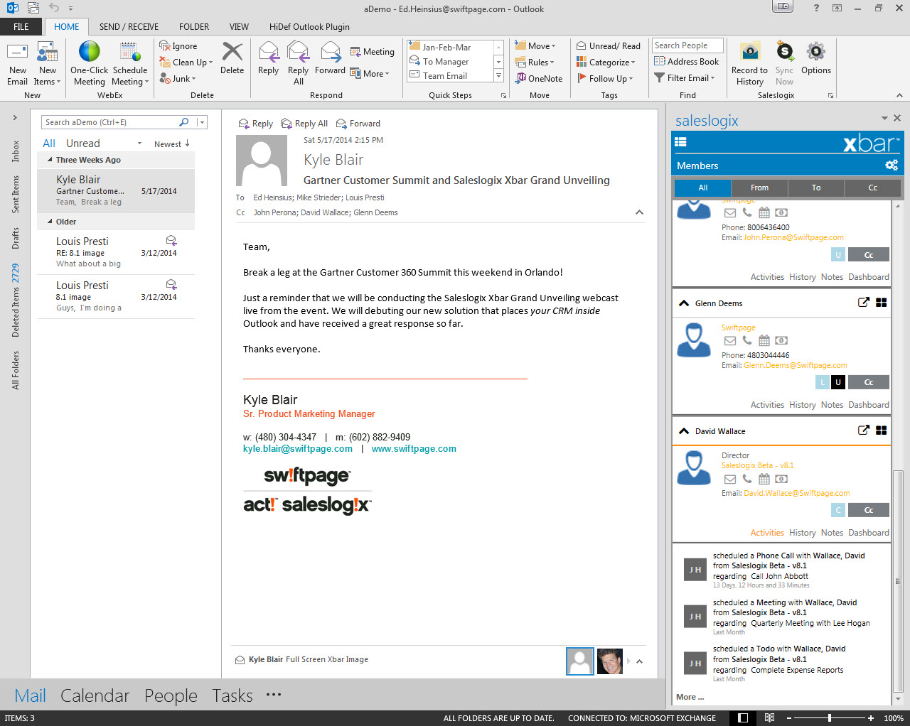 how to make outlook work
